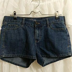 OLD NAVY Diva Jean Shorts R31